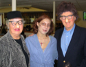 Bob and Doris Darrow with Disguises 2003