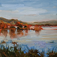 San Felipe Lake, Gilroy CA