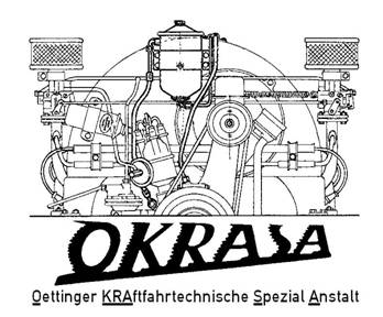 ( Wolfsburg West) OKRASA ENGINE BUILD PROJECT TASK
