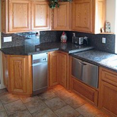 End Kitchen Cabinet Pot Hanger Custom Cabinets From Darryn S Serving