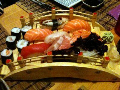 Folgorato dalla cucina giapponese
