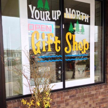 Up-North-Gift-Shop