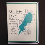 mullett lake customized journal