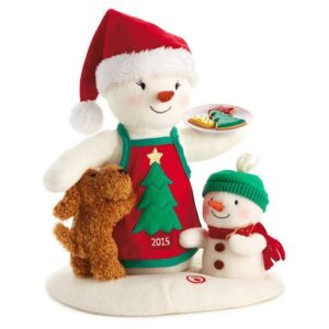 Hallmark Time for Cookies Snowman