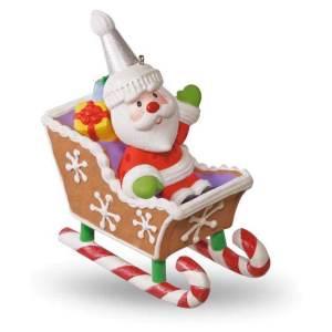 Santa's Sweet Ride