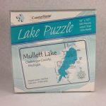 Mullett Lake Jigsaw Puzzle