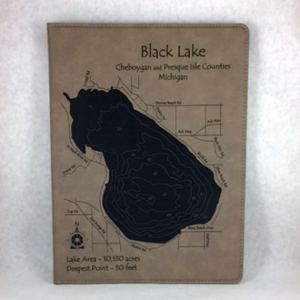 Black Lake Notebook