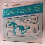 great lakes jigsaw puzzle