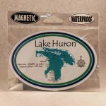 lake huron magnet
