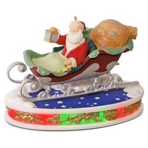 Santa Takes Flight Once Upon A Christmas Series