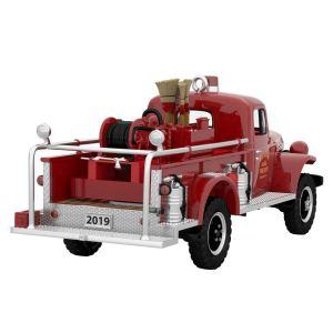 2019 1958 Dodge Power Wagon Fire Engine Hallmark Fire Brigade