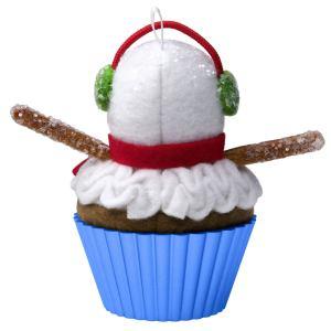 Hallmark 2019 That's Snow Sweet Christmas Cupcake