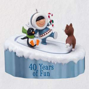 40th Anniversary Frosty Friends