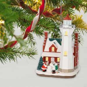 2019 Holiday Lighthouse 8th in series