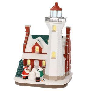 2019 Holiday Lighthouse