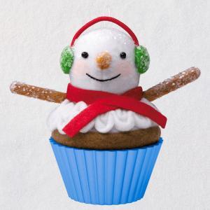 2019 That's Snow Sweet Christmas Cupcake