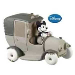 2012 Traffic Troubles Mickey Mouse Limited Premiere Hallmark Ornament