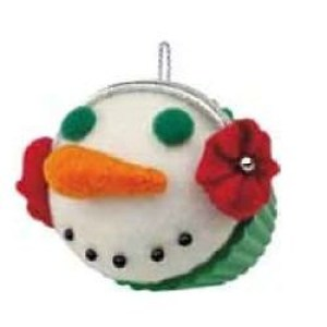 2012 Christmas Cupcakes easons Treatings Hallmark Special Edition ornament