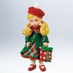 2011 Madame Alexander Yuletide Shopper #16 in Hallmark Series