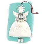 2012 Christmas Angel Bell Hallmark Club Exclusive