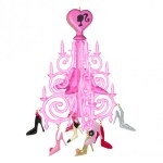 2012 Barbie Shoe Chandelier Hallmark Ornament