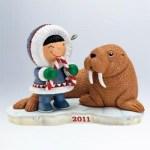 2011 Frosty Friends 32 in Hallmark Keepsake Ornament Series