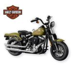 Harley Davidson Motorcycle Miilestones 2010 Hallmark Keepsake Ornament