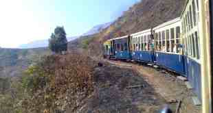 Toy train Matheran