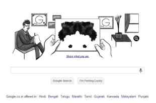 Google Doodle 1