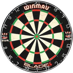 Steeldart Scheibe - Winmau Steeldartboard Blade IV