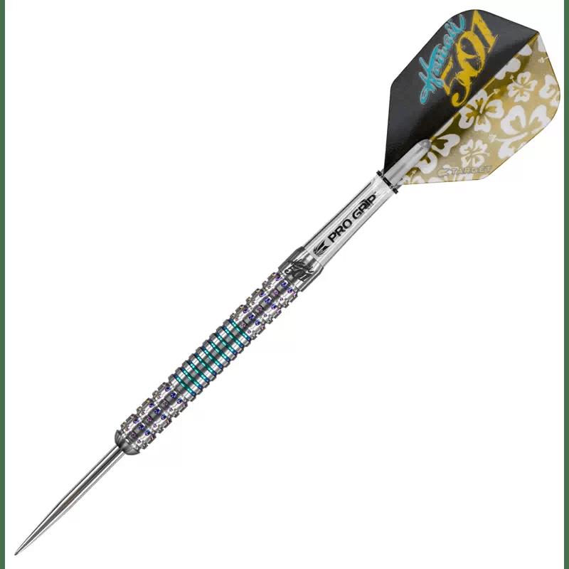 Target Darts Wayne Mardle Hawaii 501 Gen 1 90% Tungsten 22 grams