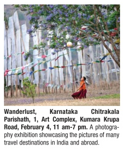 Times of India - Wanderlust