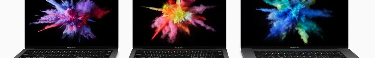 Configurazioni, disponibilità e prezzi dei nuovi MacBook Pro