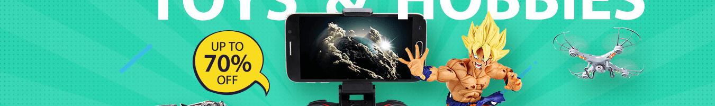 Gearbest: tanti gadget per divertirsi in offerta