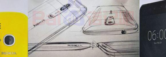 Primi rumors su Nokia 7 e Nokia 8: design e presenza di doppia fotocamera con lenti Carl-Zeiss