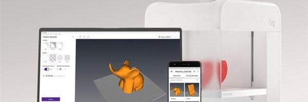BQ Witbox Go! è la prima stampante 3D con Android