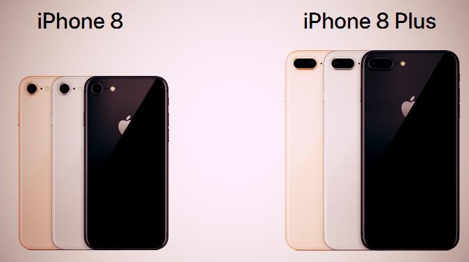 Risultati immagini per iphone 8 e 8plus