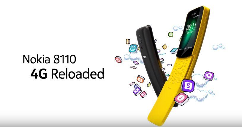 Nokia 8110: un modello storico con qualche interessante funzionalità in più