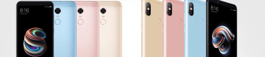 Xiaomi Redmi Note 5 e Redmi Note 5 Pro ufficiali: caratteristiche, disponibilità e prezzo