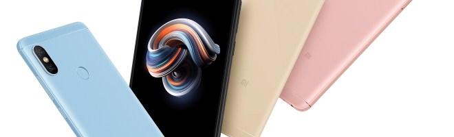 Xiaomi Redmi Note 5 ufficiale in Cina: dual camera, AI, Project Treble e non solo