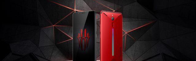 Nubia Red Magic ufficiale: un nuovo smartphone da gaming dopo il Razer Phone e lo Xiaomi Black Shark