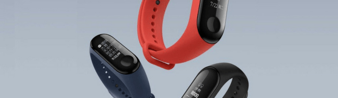 Xiaomi Mi Band 3 già disponibile in preordine su GearBest