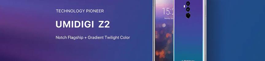 UMIDIGI Z2: uno smartphone con un bel design e buone caratteristiche a circa 200 euro