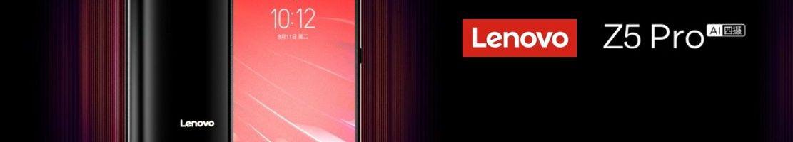Lenovo Z5 Pro ufficiale: il prezzo di 250 euro lo rende unico