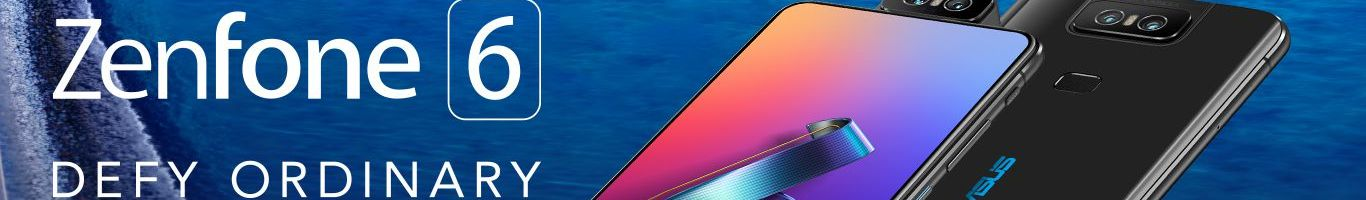 Asus ZenFone 6 ufficiale: niente fori o notch, fotocamere ruotanti, batteria da 5000 mAh ed ottimi prezzi