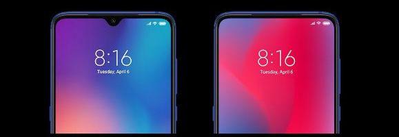 Oppo e Xiaomi mostrano i loro smartphone con fotocamera sotto il display