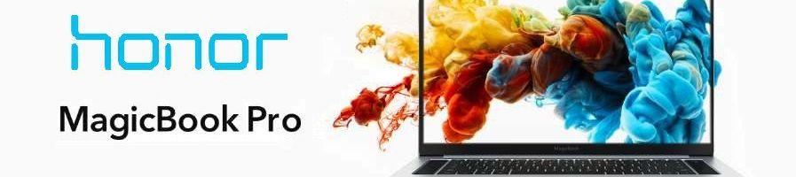 Honor MagicBook Pro ufficiale: notebook con display da 16.1″ e prezzo ottimo