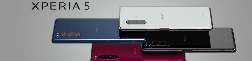 Sony Xperia 5 ufficiale: smartphone top di gamma per i contenuti multimediali