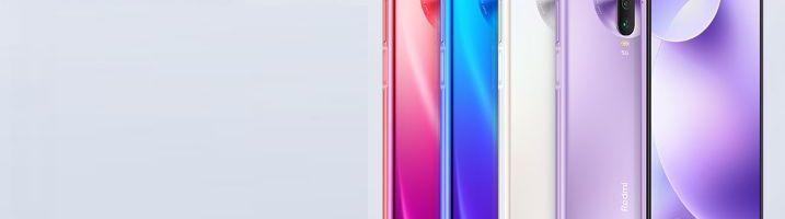 Redmi K30 e K30 5G ufficiali: la variante 5G è quella più interessante