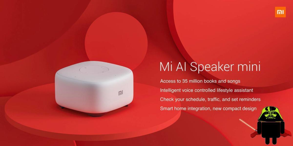 1 - Xiaomi Mi AI Speaker Mini